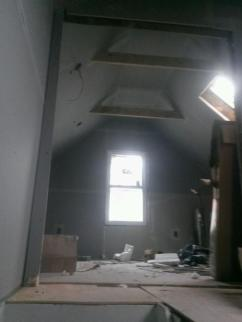 Attic Lala skylights